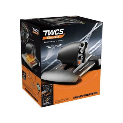 Thrustmaster Acelerador Throttle Manete Twcs - PC