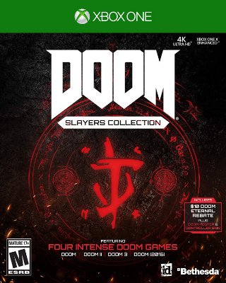 Doom Slayers Collection - Xbox One