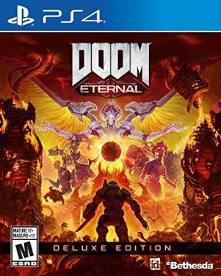 Doom Eternal Deluxe Edition - PS4