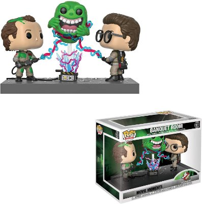 Funko Pop Ghostbusters 730 Banquet Room Slimer