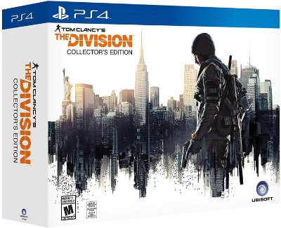 Tom Clancy's The Division Collectors Edition - PS4