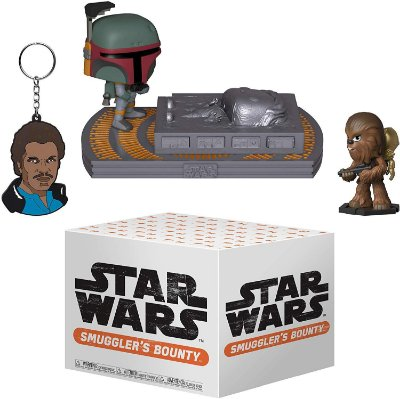 Funko Star Wars Smugglers Bounty Collectors Box Cloud City