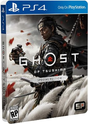 Ghost of Tsushima Special Edition - PS4