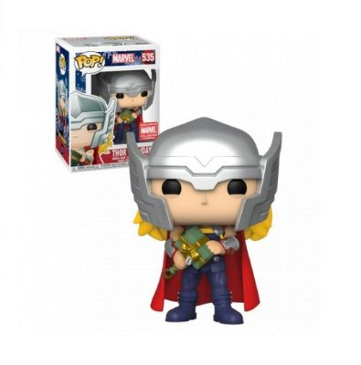 Funko Pop Marvel 535 Thor Holiday Exclusive