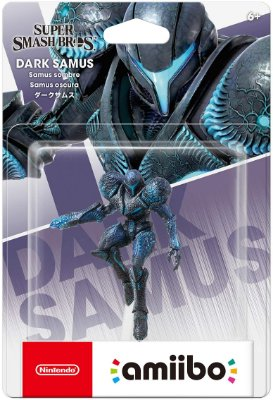 Amiibo Dark Samus Super Smash Bros. Series