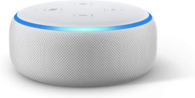 Amazon Echo Dot (3rd Gen) White Smart Speaker C/ Alexa