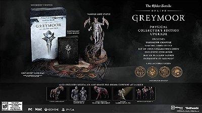 The Elder Scrolls Online Greymoor Collectors Ed.  Upgrade - PS4