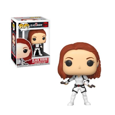 Funko Pop Marvel Black Widow 604 Viuva Negra