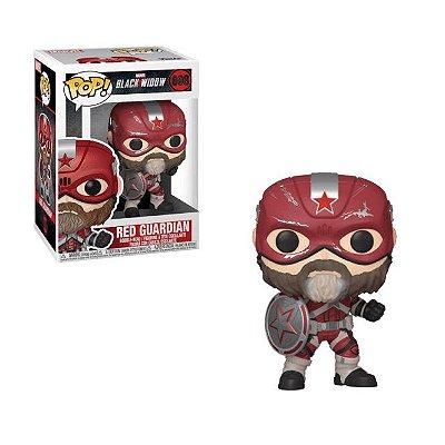 Funko Pop Marvel Black Widow 608 Red Guardian
