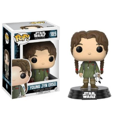 Funko Pop Star Wars Rogue One 185 Young Jyn Erso