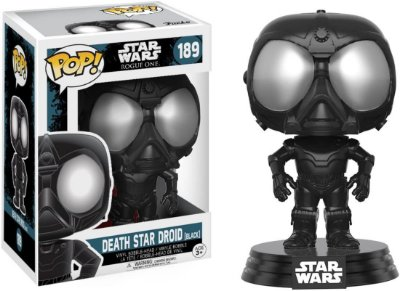 Funko Pop Star Wars Rogue One 189 Death Star Droid