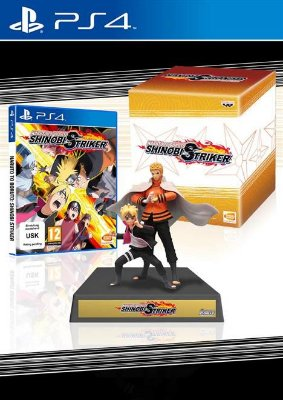 Naruto To Boruto Shinobi Striker Collectors Edition - PS4