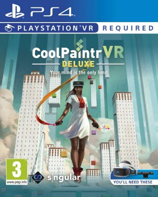 Coolpaintr VR Deluxe Edition - PS4 VR