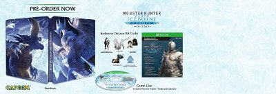 Monster Hunter World Iceborne Master Edition Deluxe - Xbox One