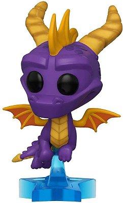 Funko Pop Spyro 529 Spyro Fly c/ Base