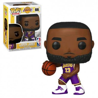 Funko Pop NBA 66 Lebron James Los Angeles Lakers