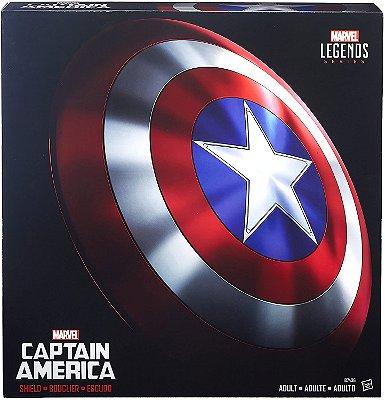 Escudo Marvel Capitão America Captain Legends Avengers Shield