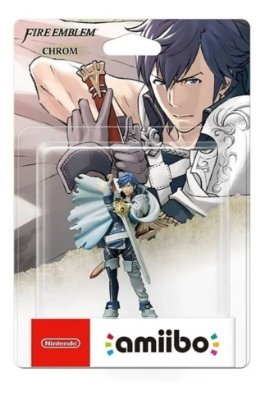 Amiibo Chrom Fire Emblem - Switch / 3DS