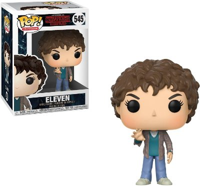 Funko Pop Stranger Things 545 Eleven