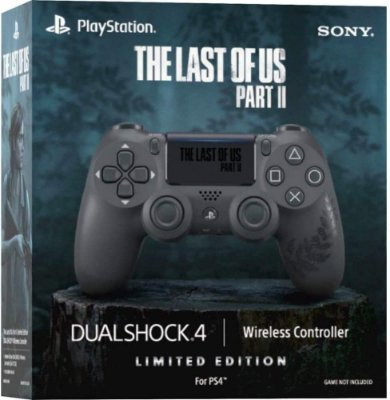 Controle Dualshock 4 Limited Edition The Last Of Us Part II - PS4