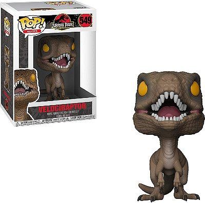 Funko Pop Jurassic Park 549 Velociraptor