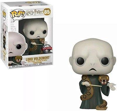 Funko Pop Harry Potter 85 Lord Voldemort Exclusive