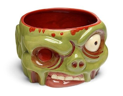 Cereal Zombie Bowl Think Geek