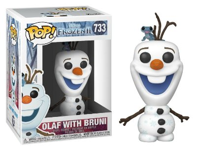 Funko Pop Frozen 2 733 Olaf With Bruni