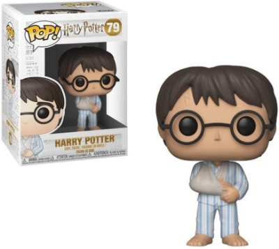 Funko Pop Harry Potter 79 Harry Potter In Pijama