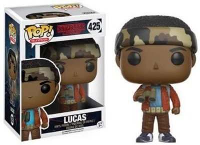 Funko Pop Stranger Things 425 Lucas