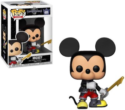 Funko Pop Kingdom Hearts Iii 489 Mickey