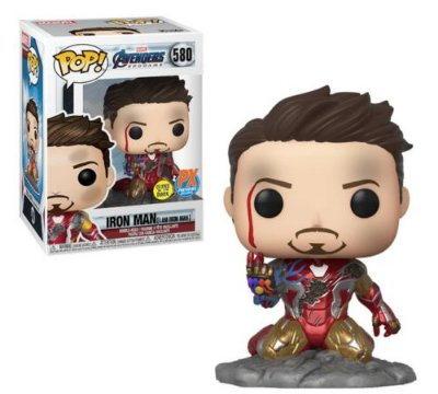 Funko Pop Avengers 580 I Am Iron Man Glows In The Dark