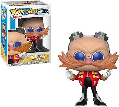 Funko Pop Sonic 286 Dr. Eggman