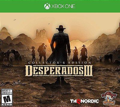 Desperados III Collectors Edition - Xbox One