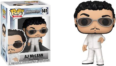 Funko Pop Backstreet Boys 141 Aj Mclean