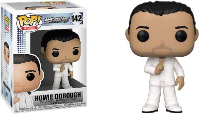 Funko Pop Backstreet Boys 142 Howie Dorough