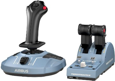 Thrustmaster TCA Officer Pack Airbus Edition Hotas Throttle