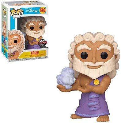 Funko Pop Disney Hercules 593 Zeus Special Edition