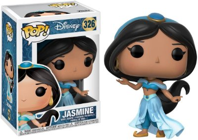 Funko Pop Aladdin 326 Jasmine