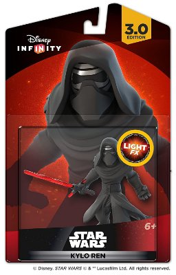 Disney Infinity 3.0 Star Wars Kylo Ren Light Fx