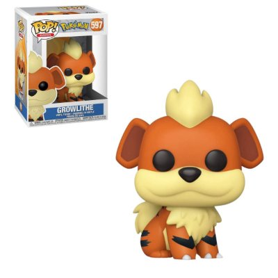 Funko Pop Pokemon 597 Growlithe