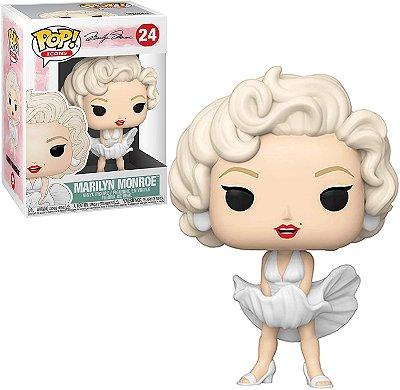 Funko Pop Icons 24 Marilyn Monroe