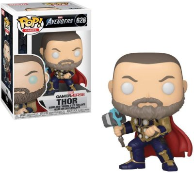 Funko Pop Avengers GameVerse 628 Thor