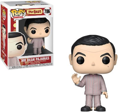 Funko Pop Television 786 Mr Bean Pajamas - Pijamas