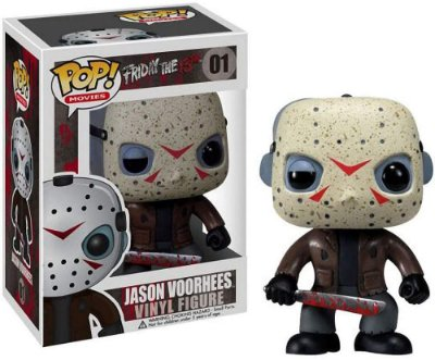 Funko Pop Friday the 13th 01 Jason Voorhees Sexta Feira 13