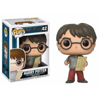 Funko Pop Harry Potter 42 Harry Potter w/ Marauders Map