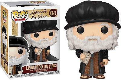 Funko Pop Artists 04 Leonardo Da Vinci