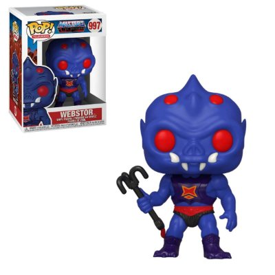 Funko Pop Masters of The Universe 997 Webstor