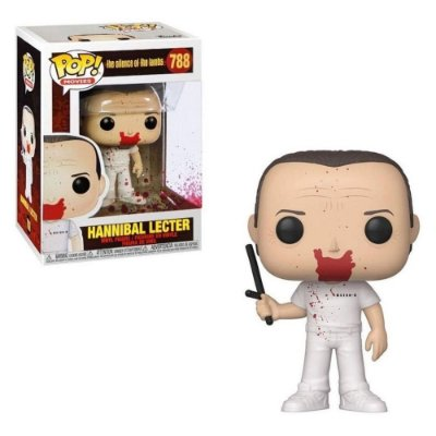 Funko Pop Silêncio Dos Inocentes 788 Hannibal Lecter