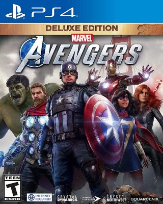 Marvel's Avengers Deluxe Edition - PS4